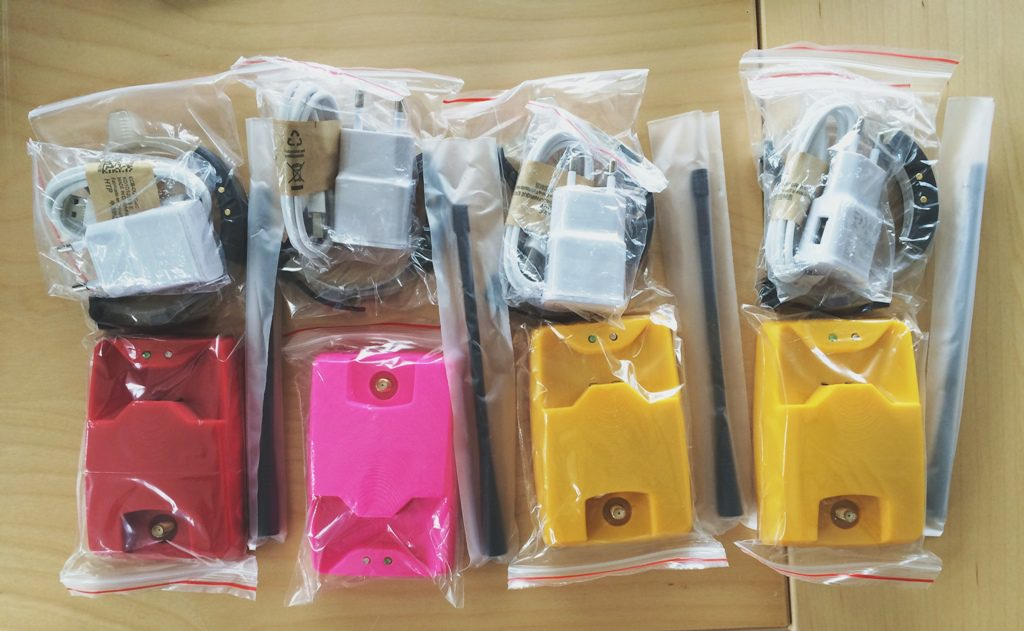 petTracer GPS Cat Collar Sets